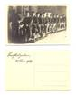 1927 Germany SCARCE mini train photo postcard
